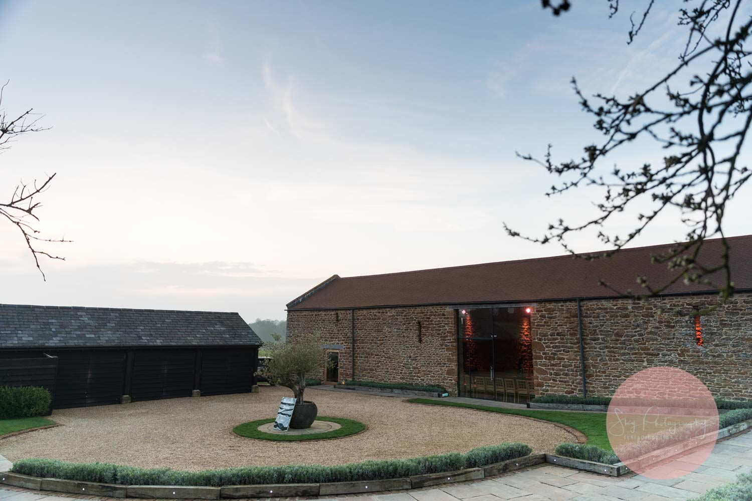 The Beautiful Barns at Dodford Manor Barns wedding venue
