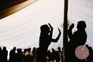 First Dance wedding photography at Plum Park
