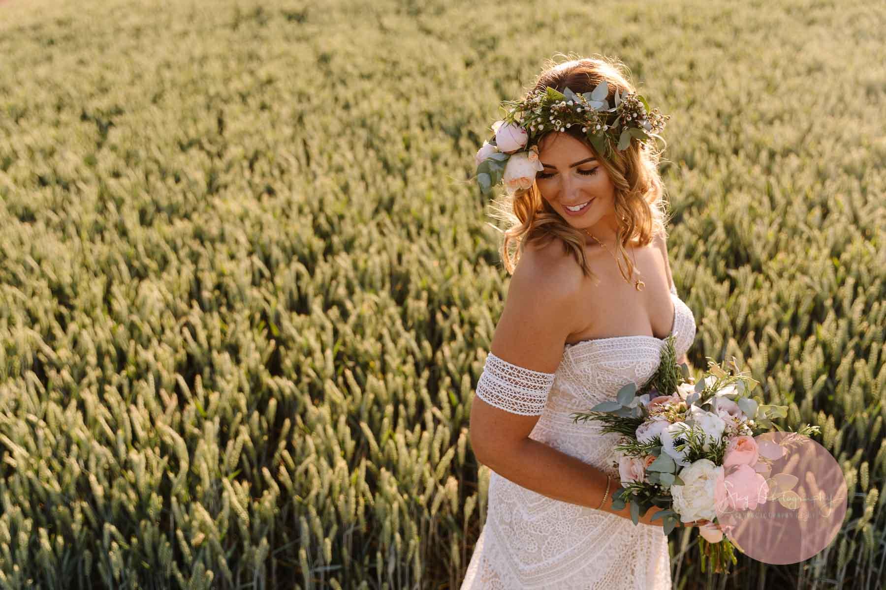 Swallows Nest Barn Wedding Photography