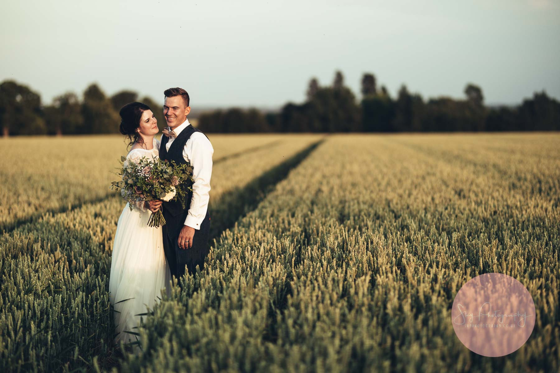 Bassmead Manor Barns Wedding Photographer
