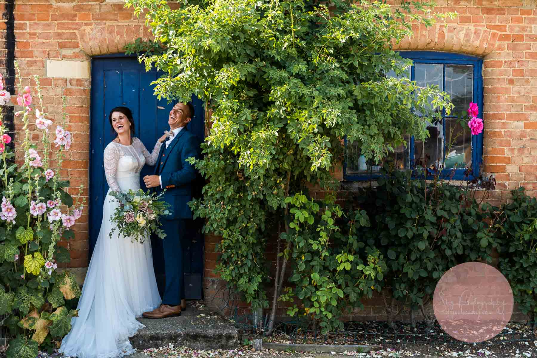 Bassmead Manor Barns Wedding Photographer Kayleigh And