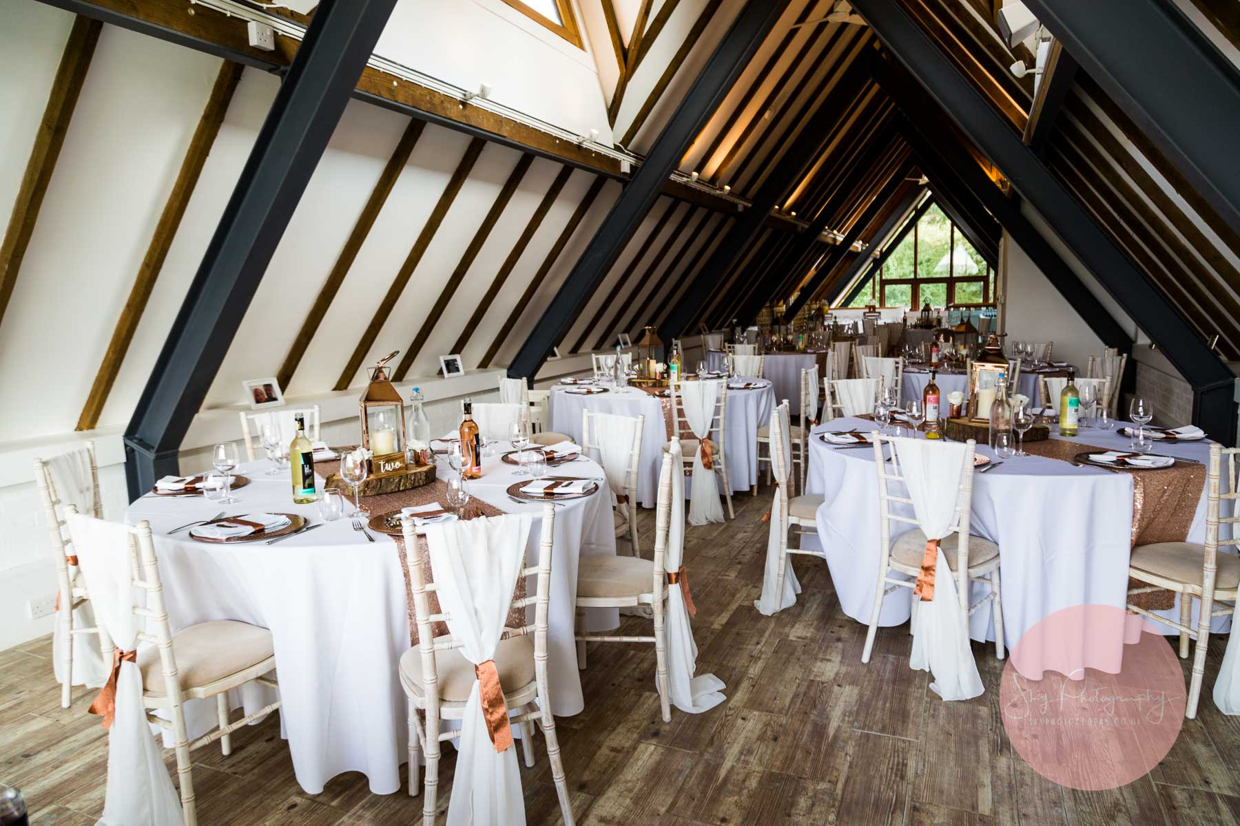 wedding ideas at wood farm everdon