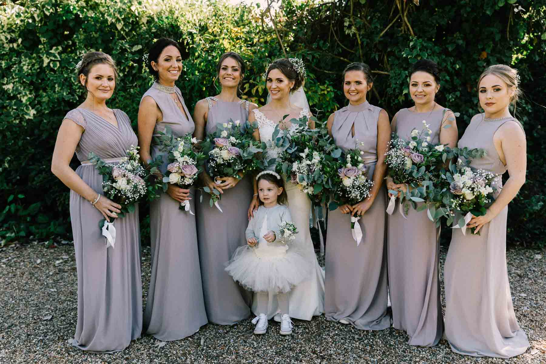 bride squad goals