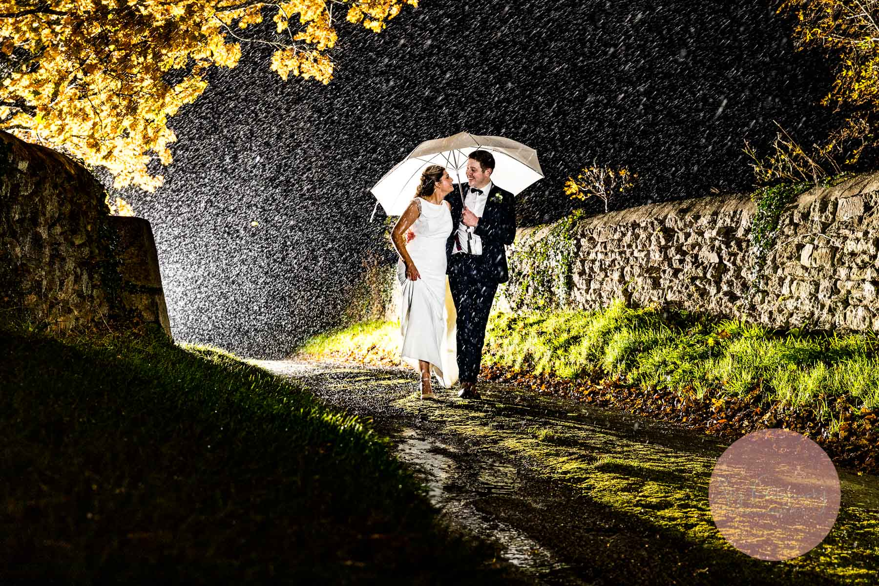 Dodford Manor Winter Wedding