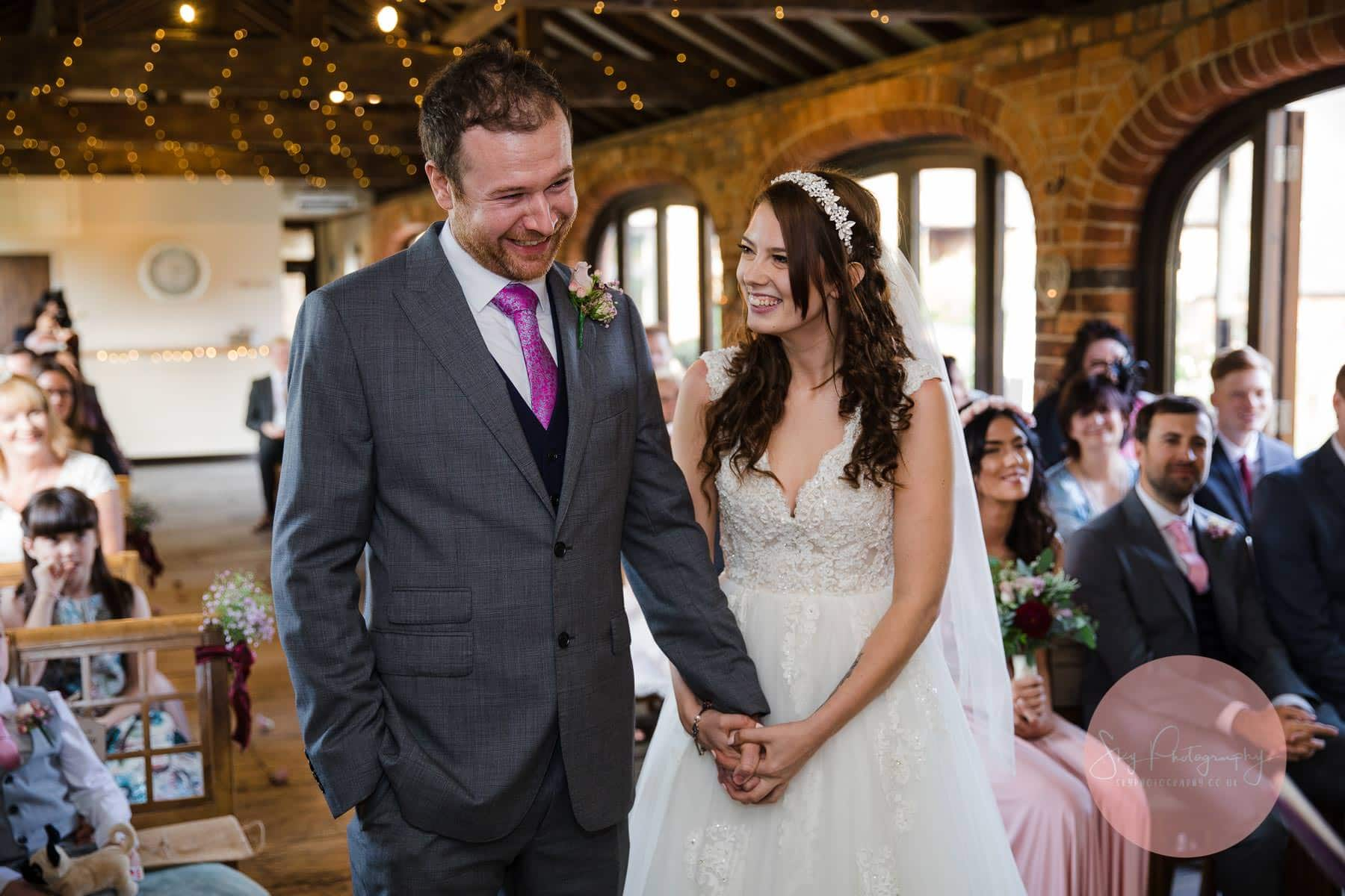 getting married at Dodmoor house