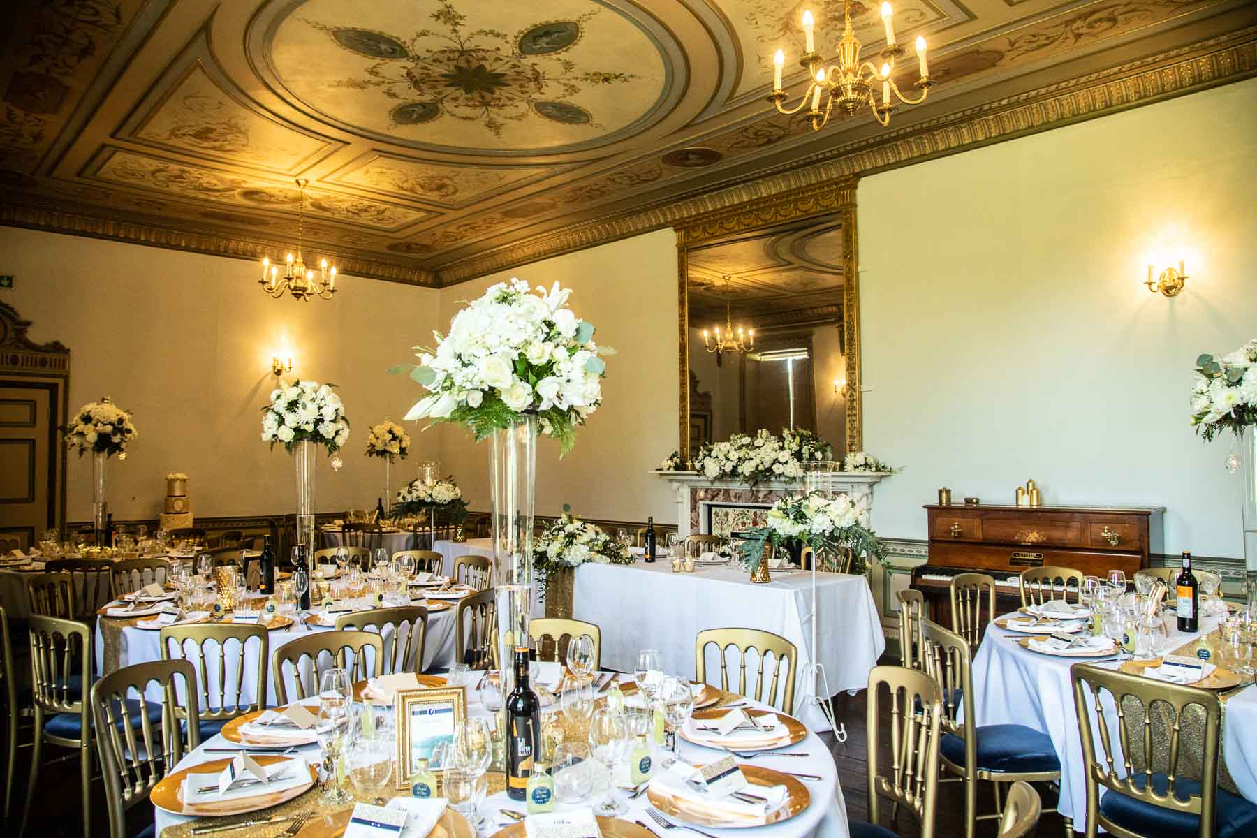 Beautiful wedding ideas for Weddings at Delapre Abbey