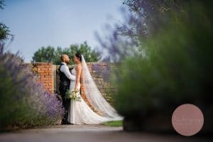 lavender portraits at Dodford manor