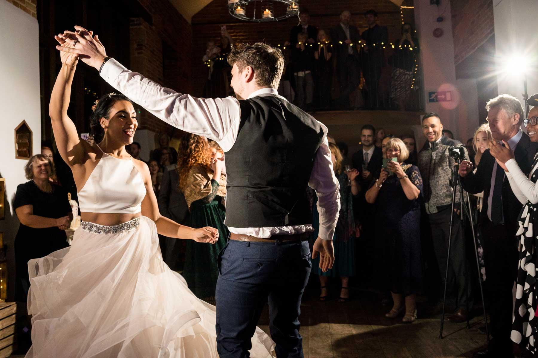 first dance ideas for wedding