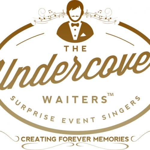 Logo of undercover waiters