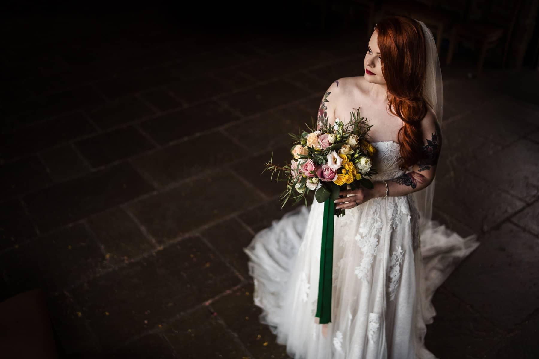 Beautiful Alternative Wedding Photography
