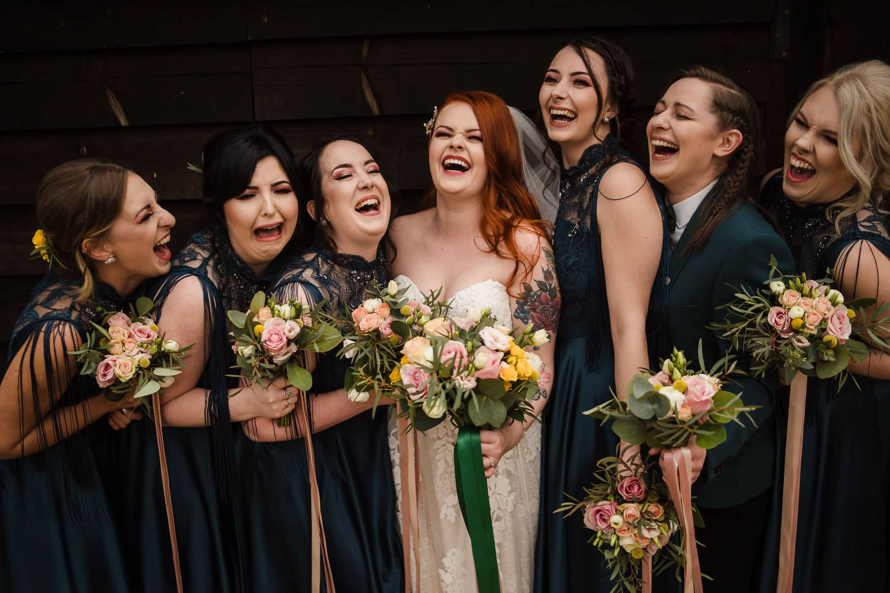 Viking and Nordic Theme wedding at Dodford