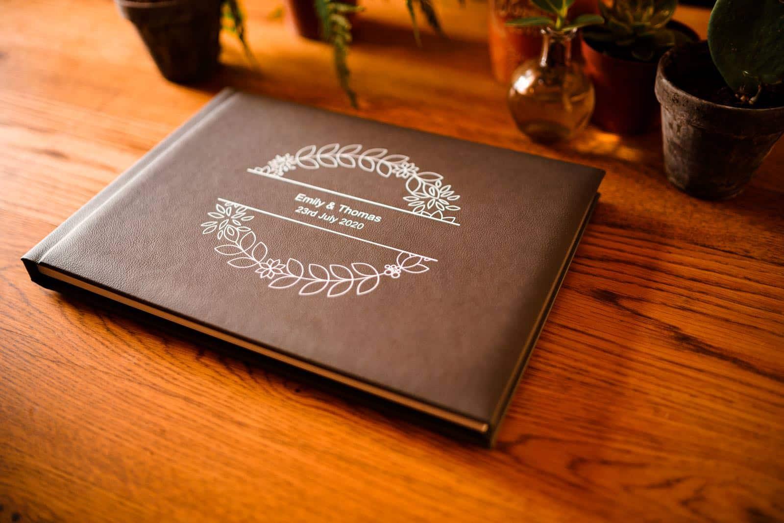 Wedding Album design Perfetto