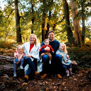 Family Portrait Photographer Northampton